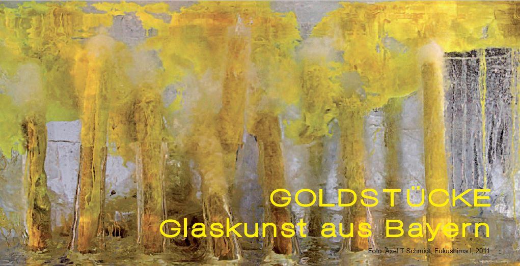 Goldstücke Glaskunst aus Bayern